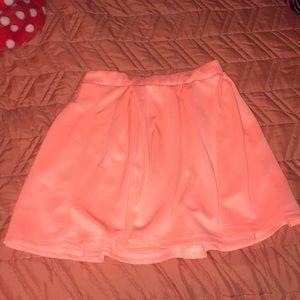 Rue 21 pink skirt